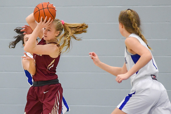 Ed Gieras Memorial Tournament in Danvers: Danvers girls vs. Newburyport