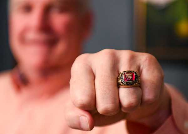 Salem man gets Harvard class ring back