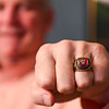 Salem man gets Harvard class ring back
