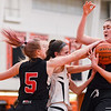 Marblehead at Beverly varsity girls basketball