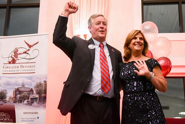 2020 Greater Beverly Chamber of Commerce (GBCC) Business Awards Dinner
