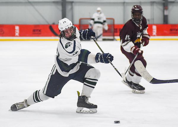 Rockport at Essex Tech varsity boys hockey