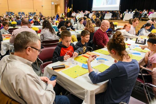 Bingo night benefit at Holten Richmond Middle School