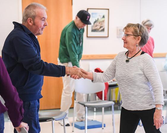 Parkinson's Fitness at Danvers Senior Center