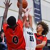 Essex Tech boys varsity basketball hosts Chelsea