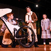 "Rehearsals for ""Chitty Chitty Bang Bang"" in Danvers"