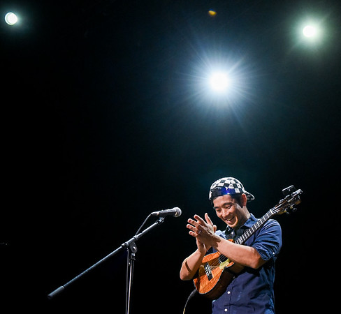 Jake Shimabukuro to host youth ukulele workshop