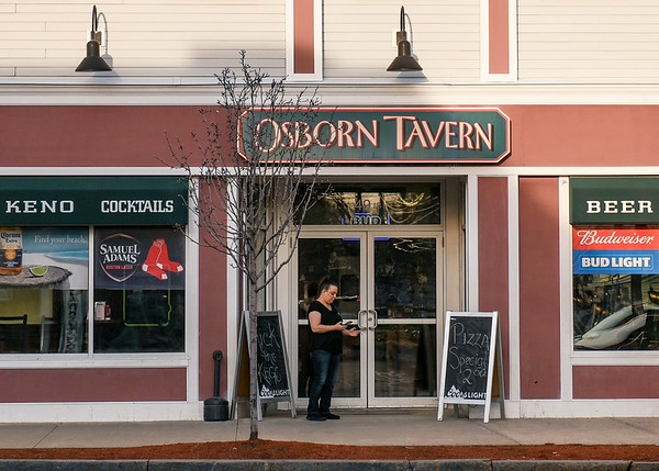 Osborne Tavern Appealing Liquor License Suspension
