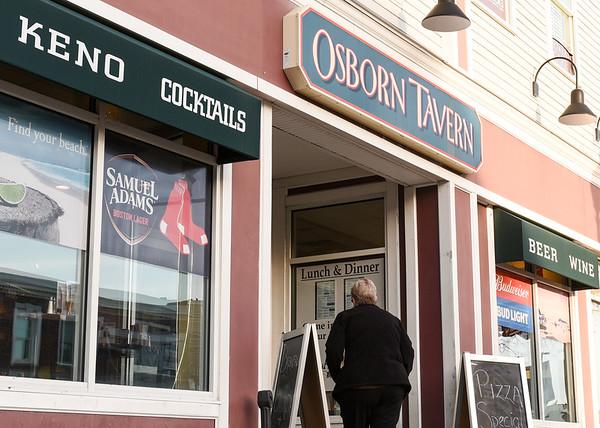 Osborne Tavern Appealing Liquor License Suspension