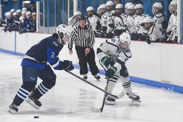Essex Tech vs. Swampscott Division 3 North first round playoff game