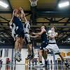 Swampscott at Hamilton-Wenham boys Division 3 North playoff basketball game