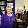 "NICOLAS TANNER/Photo.     From right to left, Jennifer McFadden, Terri McFadden, Nancy Coffee, and Mike McFadden, all of Beverly. An exhibit called ""Chilly Business,"" which focuses on a local ice production business opens at the Beverly Historical Society in Beverly. 1/19/17"