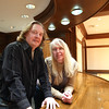 """Peter and Vickie Van Ness are opening a new """"listening room"""" in downtown Beverly that can seat 150 to 320 people based on seat configuration"""