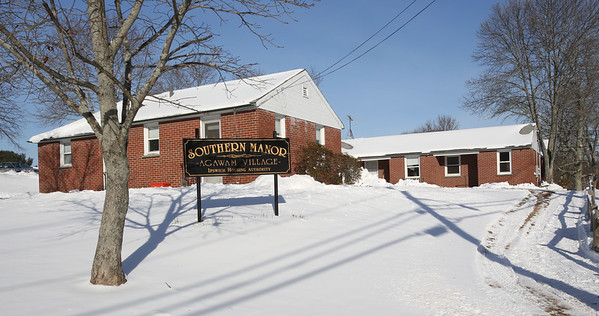 Southern Manor, one of the Ipswich Housing Authority properties, has received a state grant to renovate this complex.