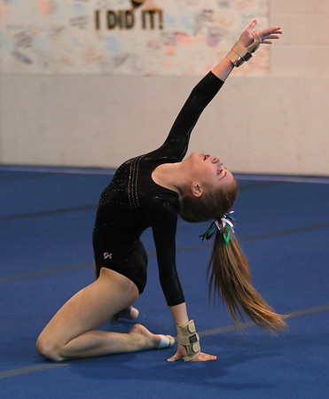 Peabody vs. Essex Tech Gymnastics