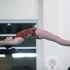 SAM GORESH/Staff photo. Beverly sophomore Sam Fafard dives in their meet against Marblehead at the Lynn van Otterloo YMCA. 1/10/17