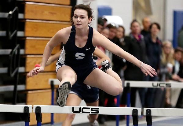 The Salem vs. Swampscott boys/girls track meet