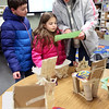 Sue Smith, Ayer's Ryal Side Elementary School STEAM teacher, will be showing off different projects students there are working on during weekly open houses that are starting today