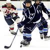 Peabody at Lynn boys hockey game