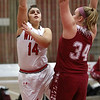 Gloucester at Salem girls basketball