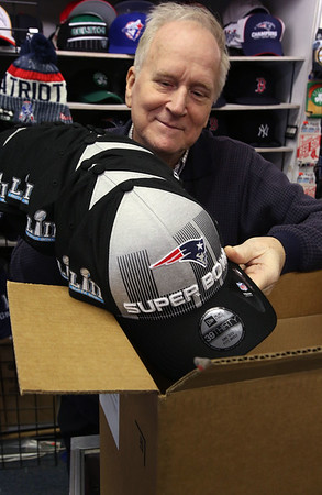 Super Bowl hats