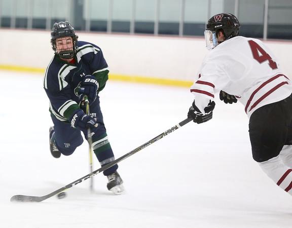 Pingree boys hockey