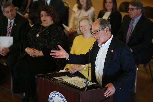 Gloucester inauguration