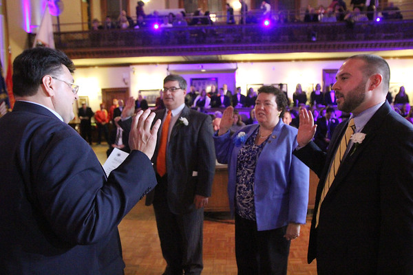 Peabody inauguration
