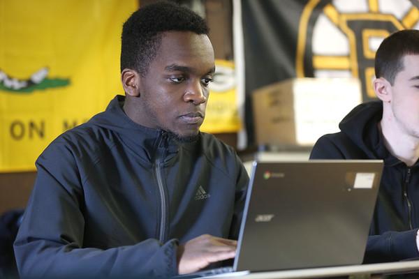 Chromebooks in class