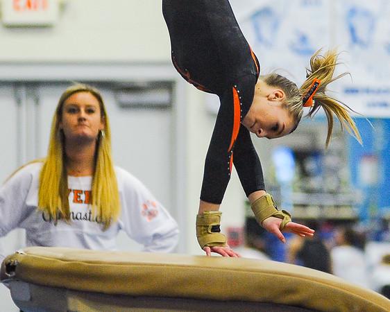 Peabody vs Beverly - gymnastics,