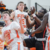 Salem vs Beverly - boys basketball