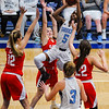 Saugus vs Peabody - girls basketball
