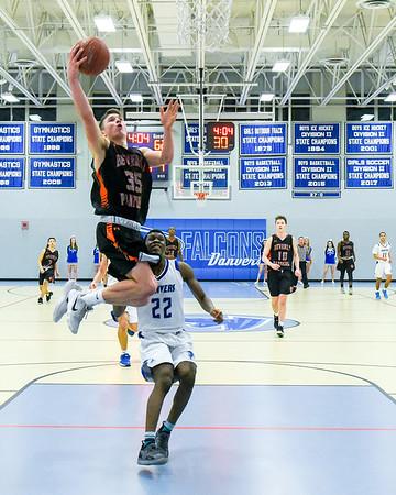 Beverly vs Danvers - boys basketball