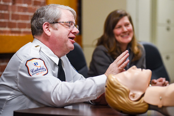 Narcan training in Peabody