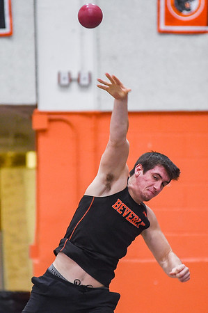 Track and Field Meet at the Beverly High School