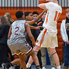 Lynn-English vs Beverly - boys basketball