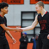 Salem vs Beverly - boys basketball