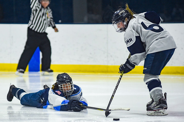 Peabody varsity girls hockey vs. St. Mary's Lynn