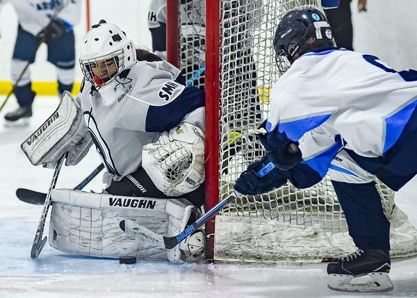 Peabody varsity girls hockey vs. St. Mary's Lynn