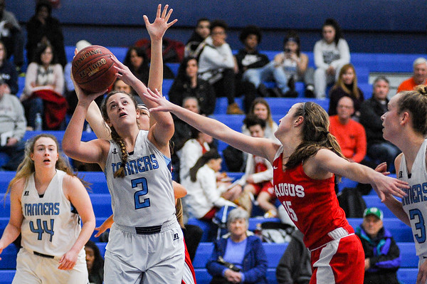 Saugus vs Peabody - girls basketball