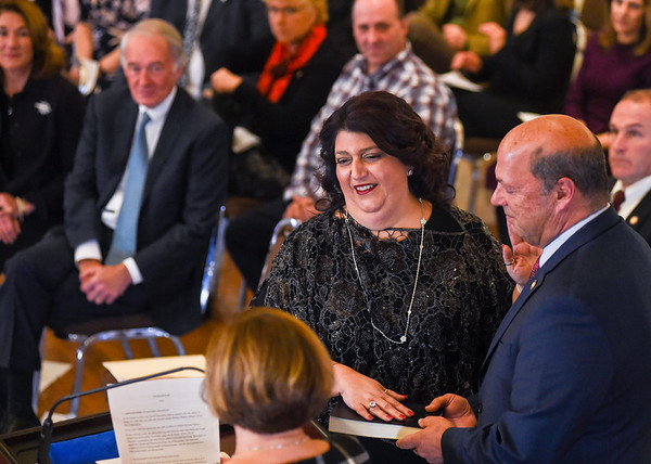 Gloucester Inauguration Ceremony