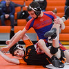 Beverly High wrestling meet vs. Burlington