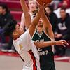 Salem Academy at Salem High boys basketball