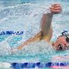 Beverly at Marblehead swim meet