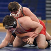 St. John's Prep varsity wrestling meet vs. Catholic Memorial