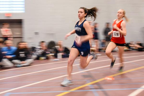 Marblehead and Swampscott boys/girls indoor track meet