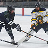 Pingree boys varsity hockey vs. BB&N