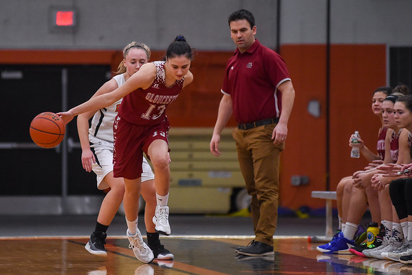 Gloucester at Beverly varsity girls basketball