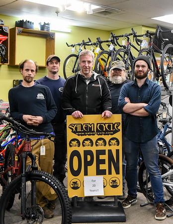 Salem Cycle Celebrates its 20th anniversary