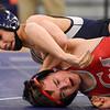 St. John's Prep varsity wrestling meet vs. Catholic Memorial